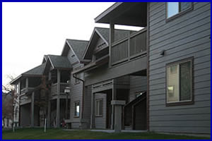 Montana Commercial Painting Contractor Kalispell Whitefish Flathead Valley